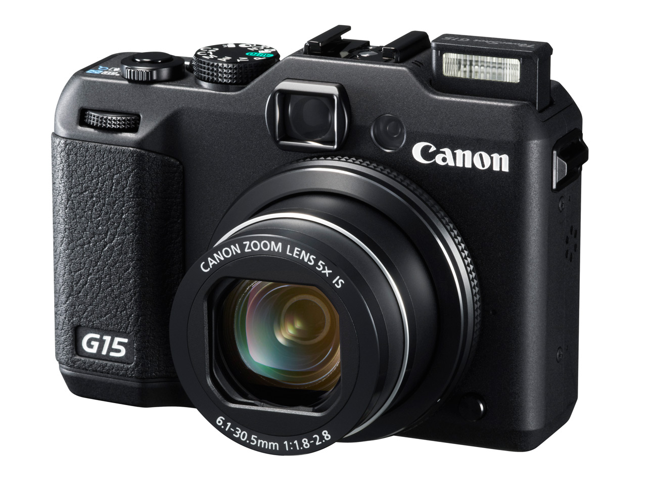 Canon powershot g15 product photo front